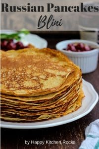 Blini Pinterest Image