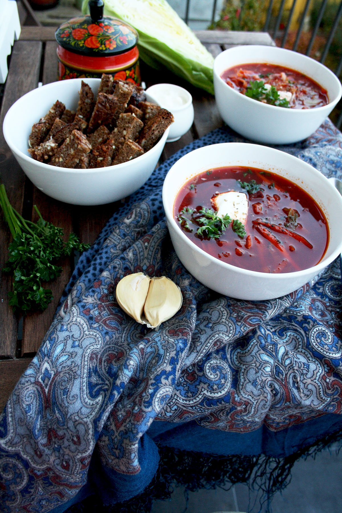 Dressing for borsch for the winter of beets. 8 delicious recipes 74