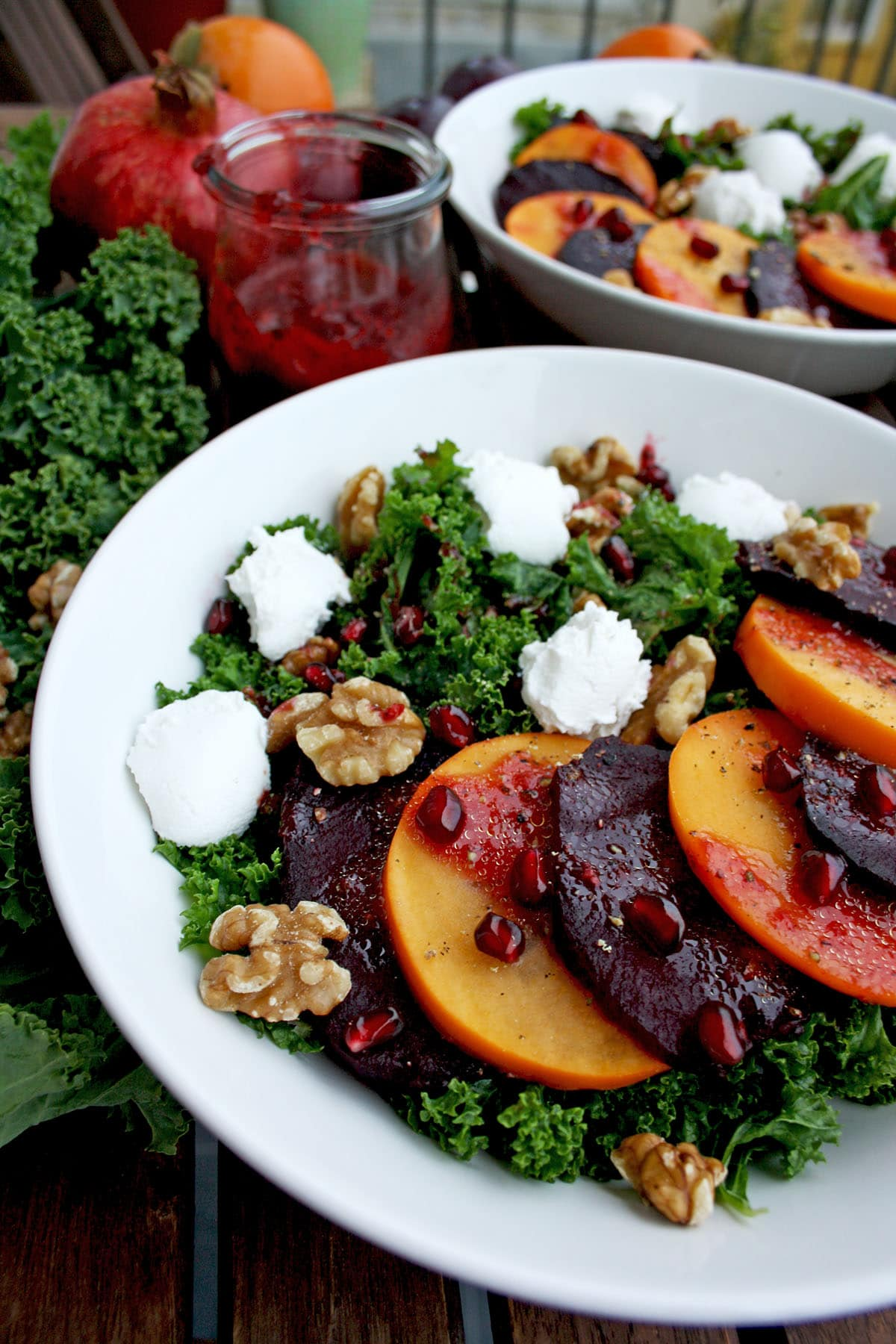 Beetroot Towers with Goat Cheese + 13 Meatless Monday Entrée Ideas ...