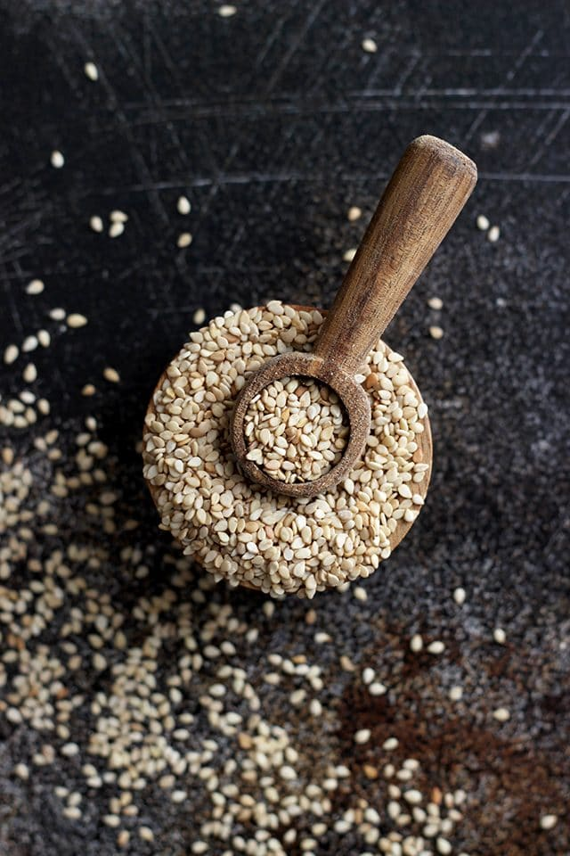 Sesame Seeds for Tahini Paste