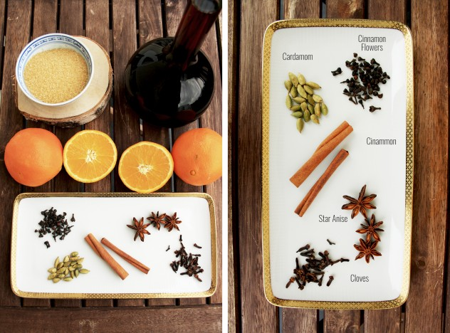 German Mulled Wine (Gluhwein) contains all traditional Christmas spices as well as a fruity hint of citrus.It's very easy to make and it looks impressive!