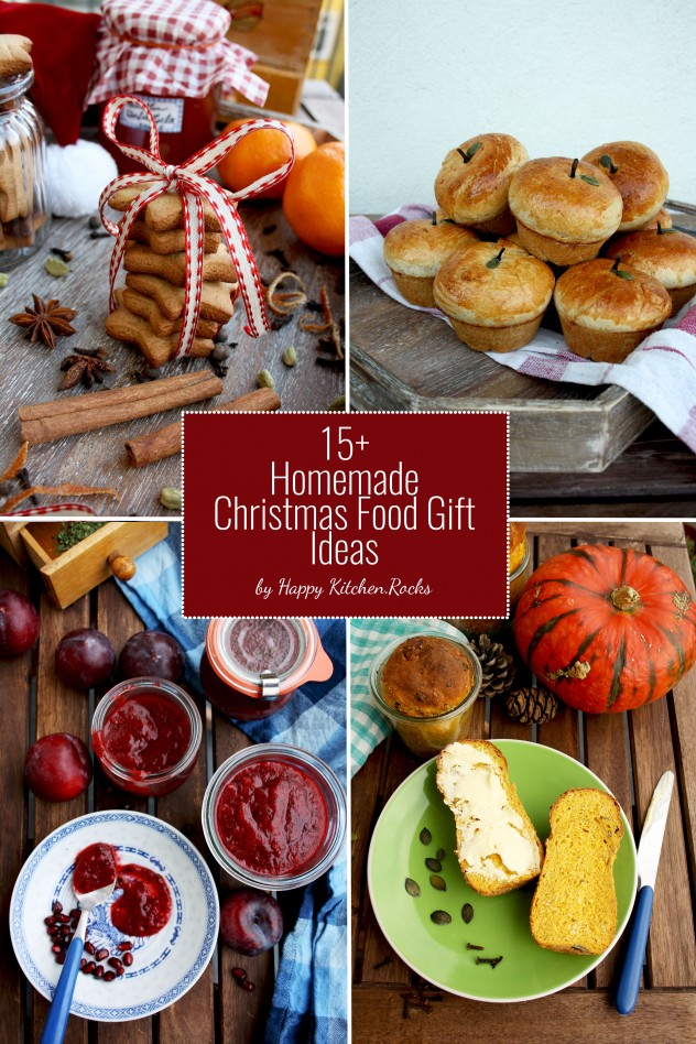 Cookies, condiments, jams, macarons, potpourri, pickles, snacks — the selection of the best homemade Christmas food gift ideas for your loved ones!