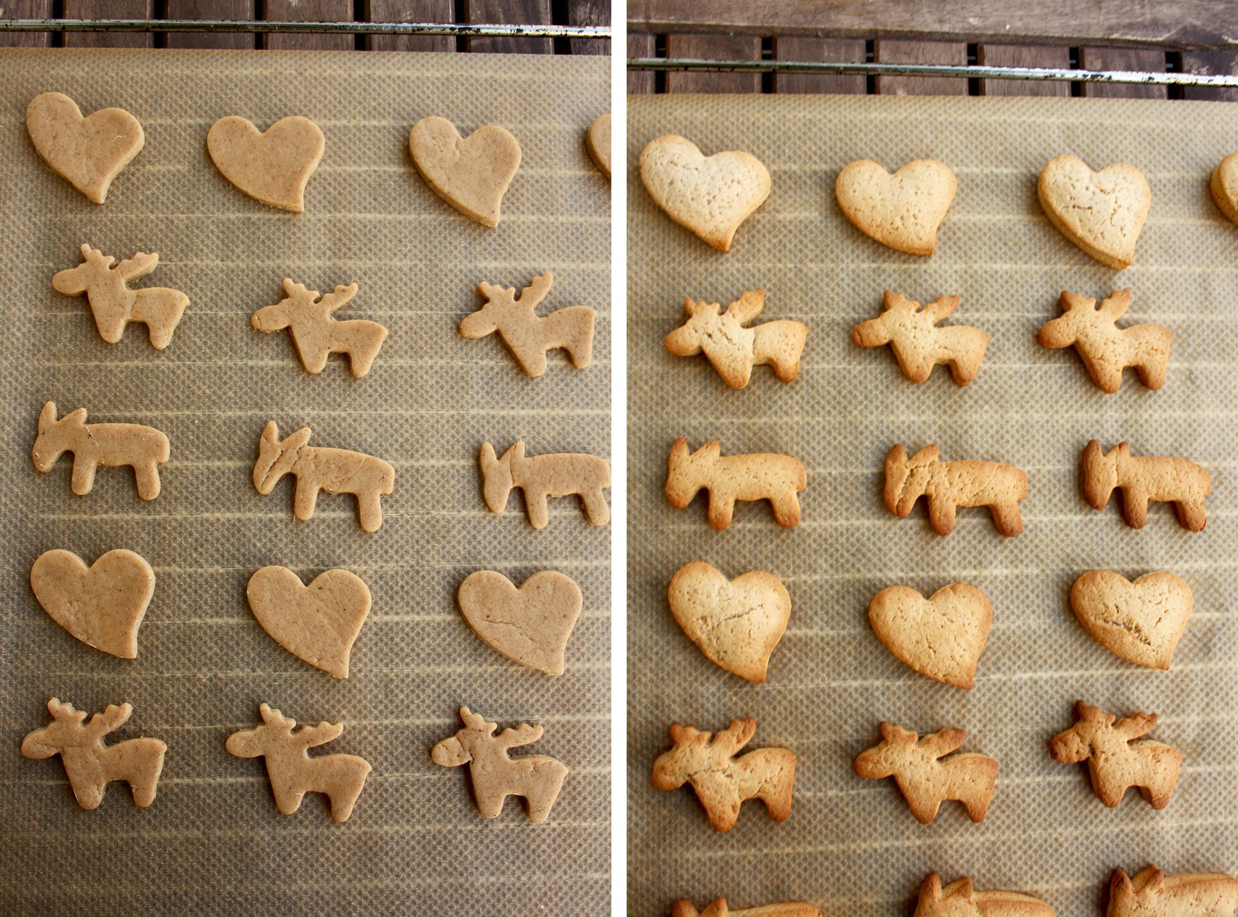 Hartshorn german christmas cookies recipe