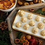 Great appetizer to serve at your New Year's party together with crackers, chips or baguette. Easy and impressive snack!