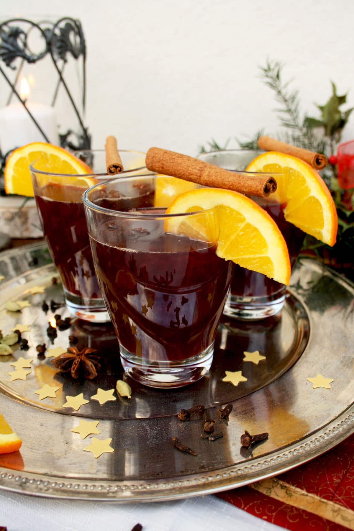 German Mulled Wine: Glühwein • Happy Kitchen.Rocks