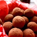 Three Chocolate Truffles Recipes - First Recipe in a Red Paper - Looks Awesome!