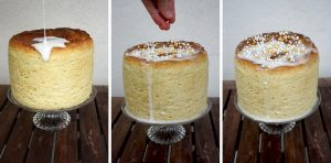 Kulich - Sweet Russian Easter Bread Another Step by Step Images Collage
