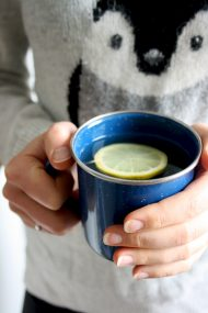 Natural Flu Remedy: Magic 4-Ingredient Tea