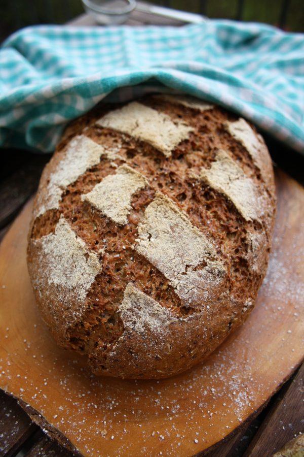 Easy 5-Ingredient Beer Bread