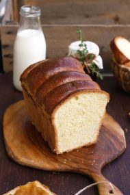 Homemade French Brioche Bread