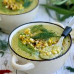 The Best Vegan Corn Chowder