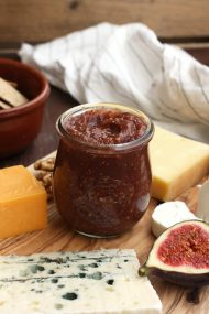 How to Make Homemade Fig Mustard [Video]