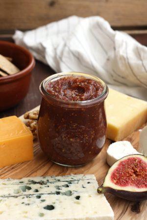 Homemade Fig Mustard