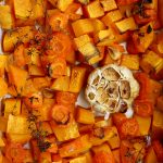 Roasted Butternut Squash Soup - Recipe Step Two Illustration