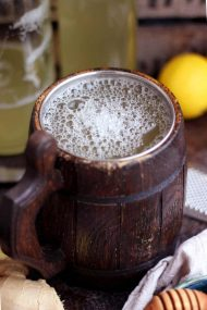 Easy Homemade Ginger Beer - Healthy and Delicious Drink