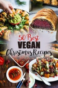 50 Best Vegan Christmas Recipes