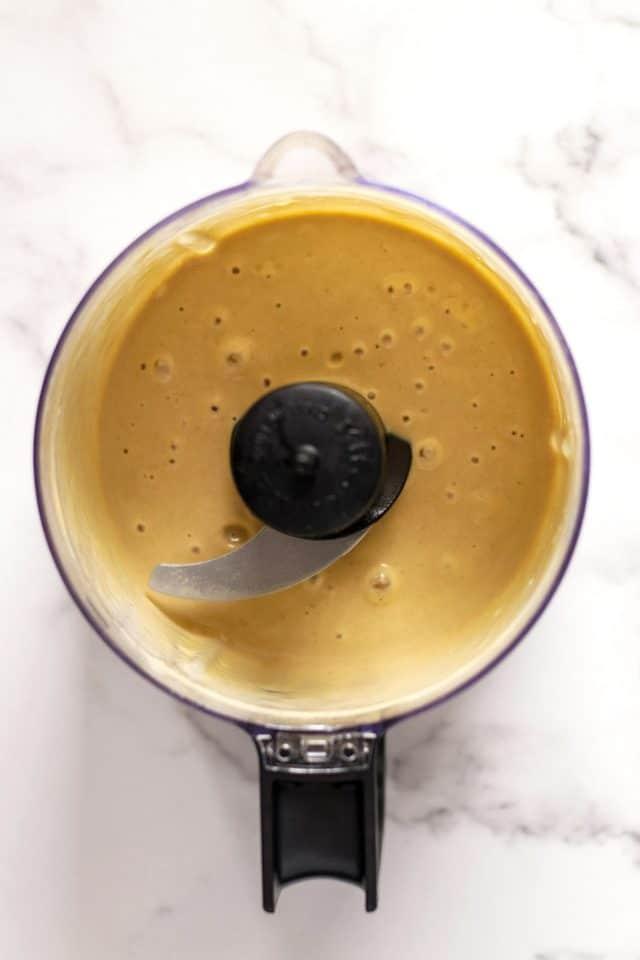Creamy Vegan Buddha Bowl Dressing Happy Kitchen