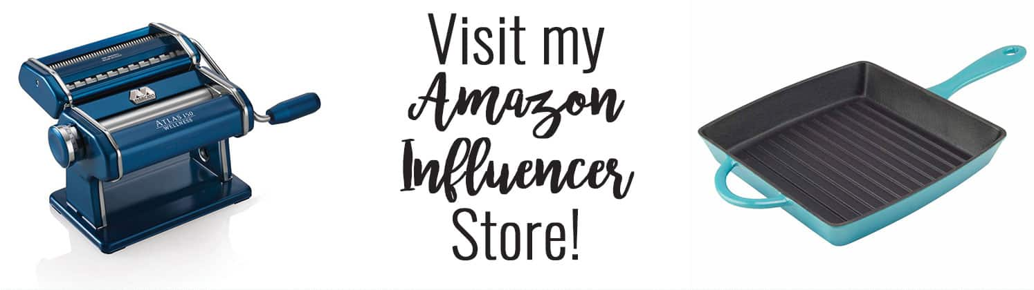 Amazon Influencer Store