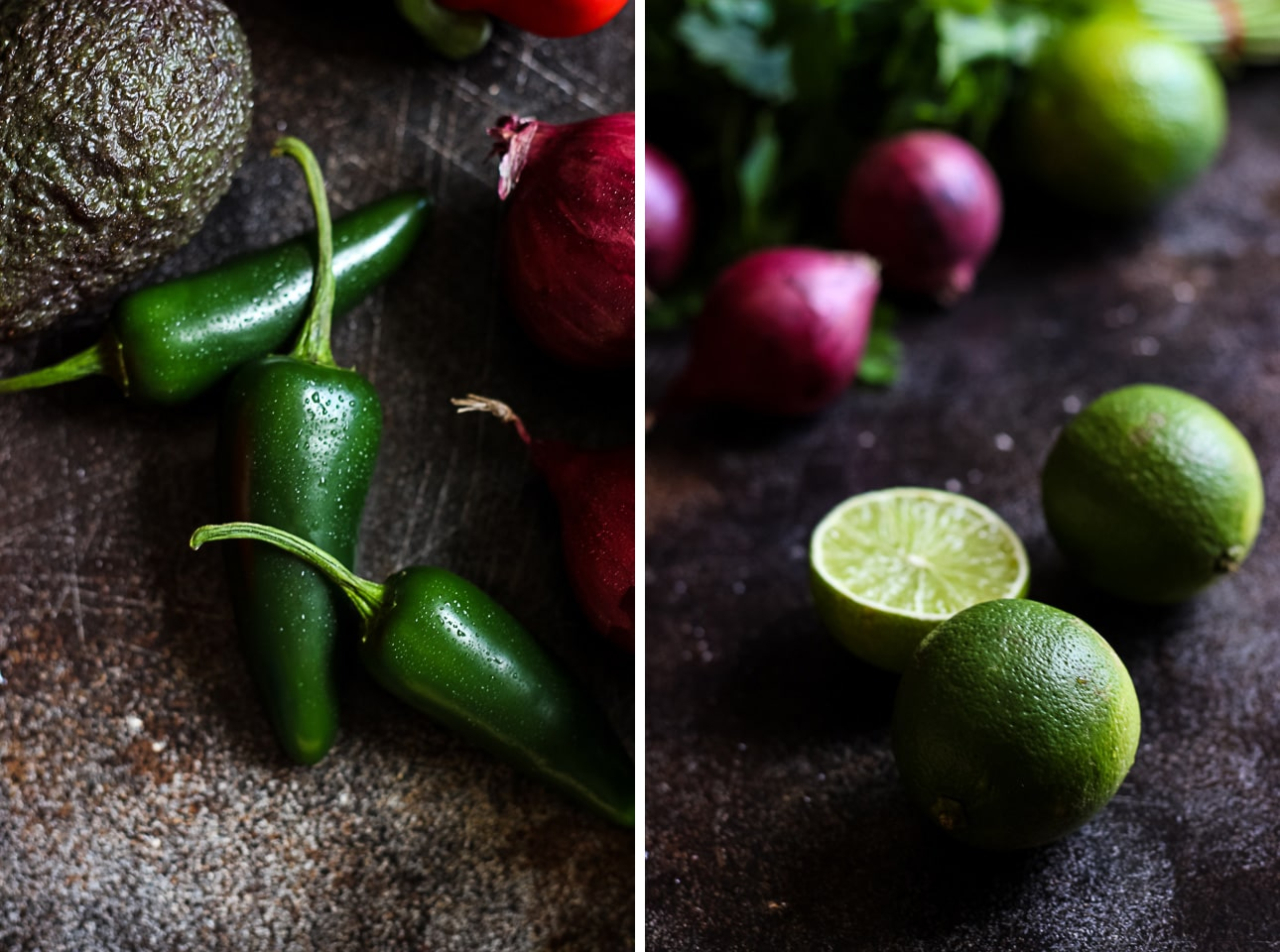 Jalapenos and Limes Collage Pic