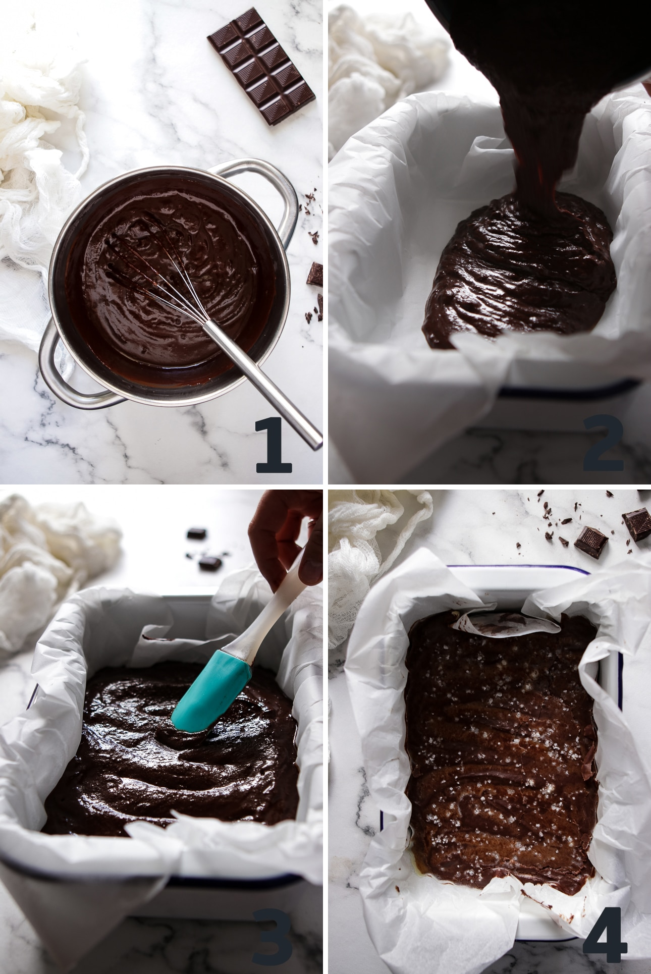 Instructions for Making the Best Vegan Chocolate Fudge