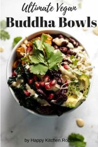 Vegan Buddha Bowl Pinterest