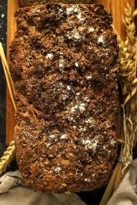 Whole Grain Bread Uncut