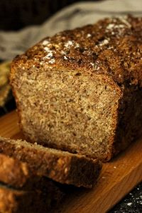 Wholemeal Bread Slice