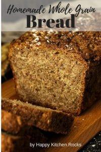 Wholemeal Bread Pinterest