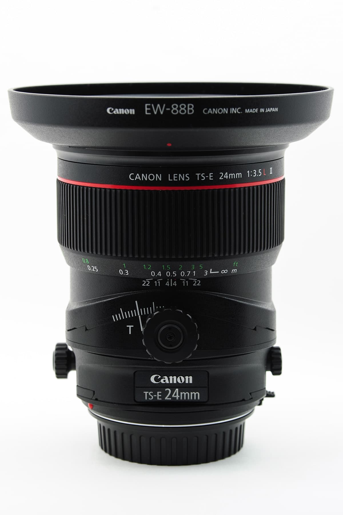 Tilt Shift Lens Canon TS E 24mm f3.5L II Ultra Wide